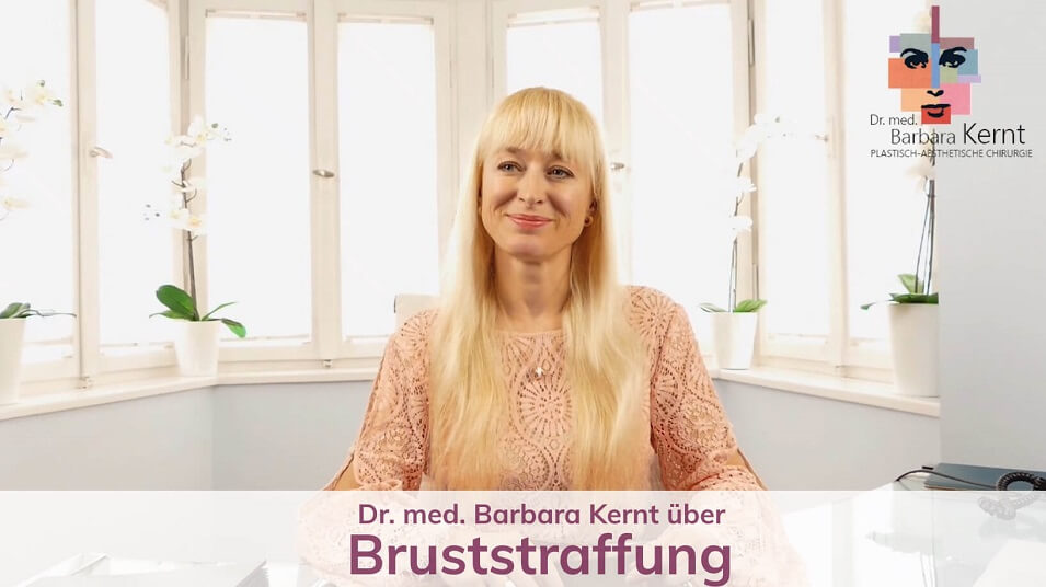 Bruststraffung in München Video Thumbnail - Dr. Barbara Kernt